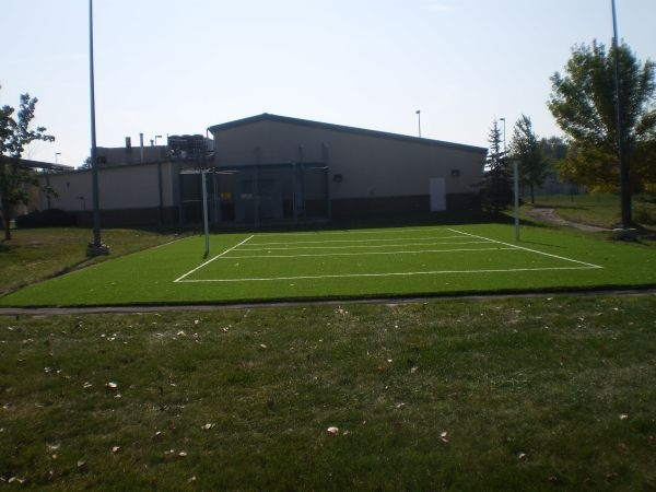 NASA-Volleyball-Court